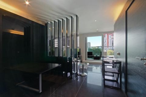 Studio to rent - West TowerPan Peninsula, Canary Wharf, London, E14 9HA
