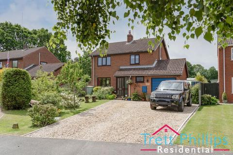 3 bedroom detached house for sale - Heron Way, Norwich