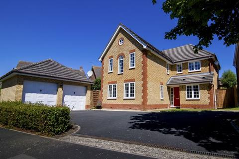 4 bedroom detached house for sale - Creslow Way, Stone