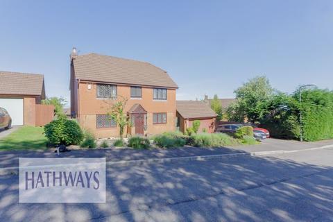 4 bedroom detached house for sale - Dorallt Close, Henllys, Cwmbran