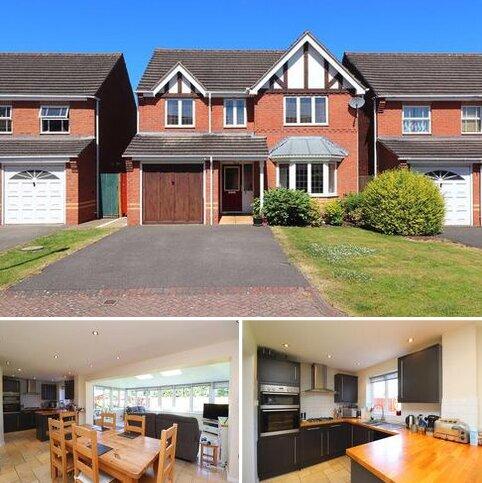 4 bedroom detached house to rent - Braeburn Close, Gloucester