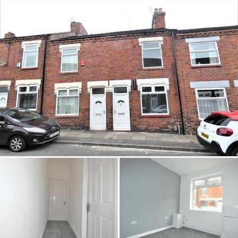 3 bedroom terraced house to rent - Egerton Street, Stoke-on-Trent, Staffordshire, ST1 3JH