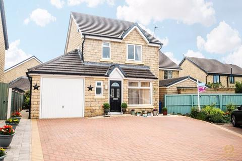 3 bedroom detached house for sale - 24 Loxley Gardens, Lowerhouse, Burnley
