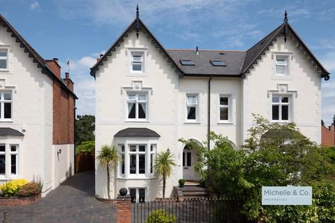 5 bedroom townhouse for sale - Wentworth Road, Harborne/Charming 5 Bed