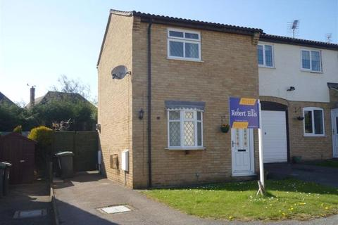 2 bedroom semi-detached house to rent - Wimpole Road, Bramcote, Nottingham, NG9 3LQ