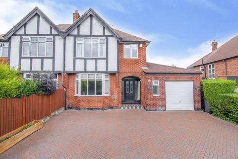 3 bedroom semi-detached house to rent - Bramcote Lane, Beeston, Nottingham, NG9 4EU