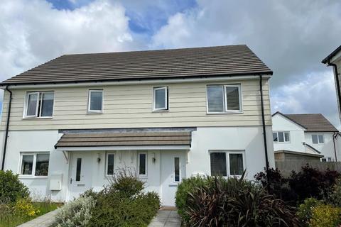 3 bedroom semi-detached house to rent - Chapel Green, Shortlanesend, Truro