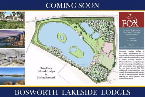 2 bedroom lodge for sale - Market Bosworth