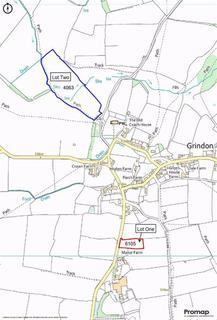 Land for sale - Grindon, Staffordshire