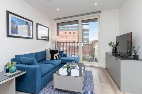 1 bedroom apartment to rent - The Barker, 61 Shadwell Street, B4 6LL