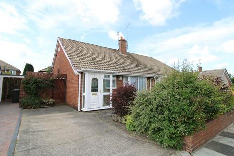 2 bedroom semi-detached bungalow for sale - Thropton Crescent, Regent Farm, Gosforth, Newcastle Upon Tyne