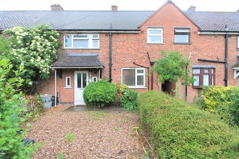 3 bedroom terraced house for sale - Brabazon Road, Oadby, Leicester LE2