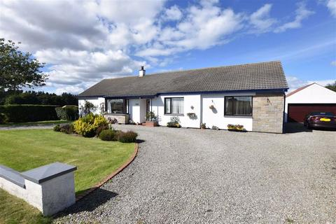 4 bedroom detached bungalow for sale - Balmuchy, Fearn, Ross-shire
