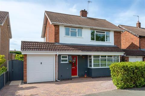 3 bedroom detached house for sale - Glenfield Frith Drive, Glenfield