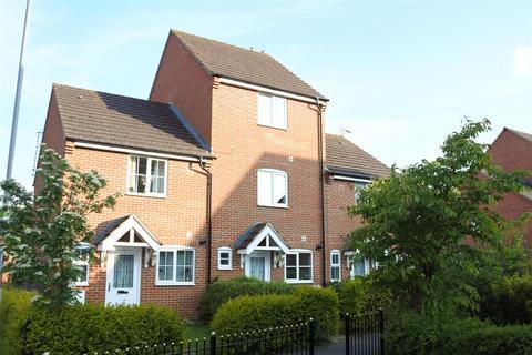 3 bedroom townhouse for sale - Yeldersley Court, Grantham