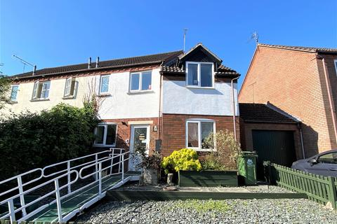 3 bedroom end of terrace house for sale - Orchard Rise, Newnham