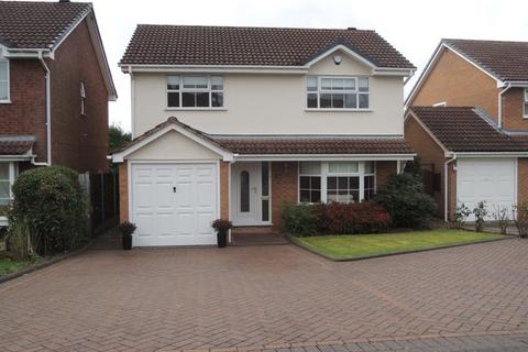 4 bedroom detached house to rent - Sir Alfreds Way, Sutton Coldfield. B76 1ET.