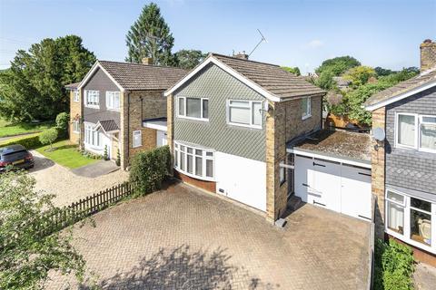 3 bedroom link detached house for sale - Hollybush Lane, Eversley, Hampshire, RG27 0NH