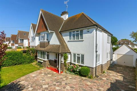 4 bedroom detached house for sale - Lavington Road, Worthing