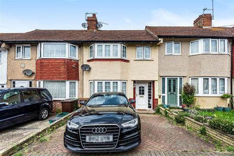 3 bedroom terraced house for sale - Buckland Way, Worcester Park