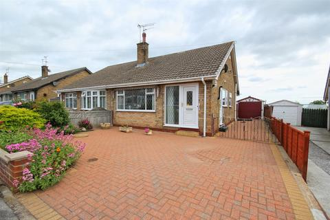 2 bedroom semi-detached bungalow for sale - Ellerker Rise, Willerby, Hull