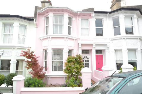 4 bedroom terraced house to rent - Hampstead Road, Brighton, East Sussex, BN1 5NG