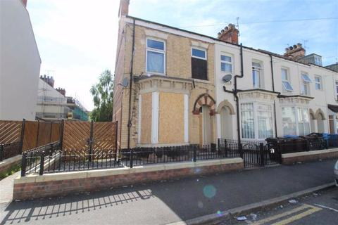 2 bedroom end of terrace house for sale - Granville Street, Hull