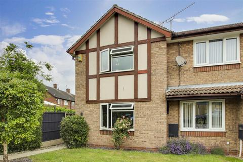 2 bedroom end of terrace house for sale - Longfellows Close, Arnold, Nottinghamshire, NG5 5UD