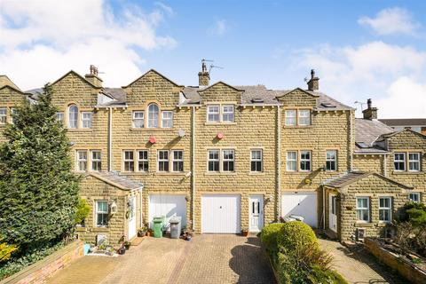 3 bedroom townhouse for sale - Kiln Court, Salendine Nook, Huddersfield