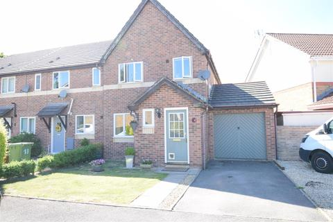 3 bedroom end of terrace house for sale - Ty Pucca Close, Machen, Caerphilly