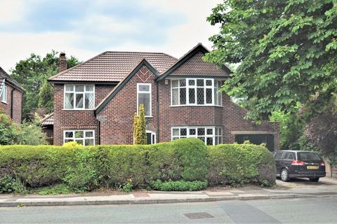 4 bedroom detached house for sale - Woodlands Road, Handforth, Wilmslow