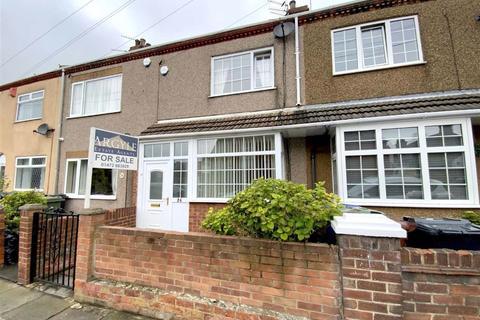 2 bedroom terraced house for sale - Bursar Street, Cleethorpes, North East Lincolnshire