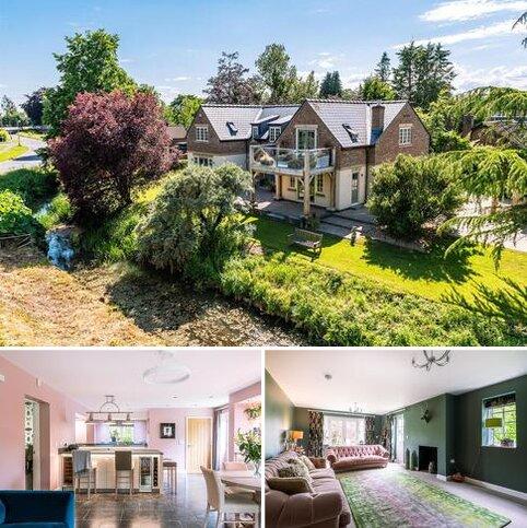 4 bedroom detached house for sale - Main Street, Wilberfoss, York, YO41 5NP