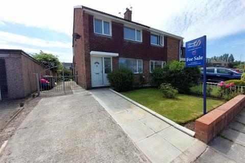 3 bedroom semi-detached house for sale - Heswall Avenue, Clock Face, St. Helens