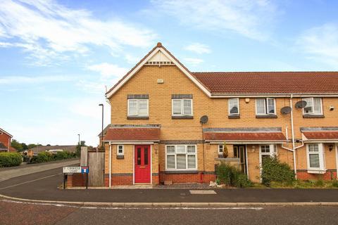 3 bedroom end of terrace house to rent - 1 Corbridge CourtLongbentonNewcastle Upon Tyne