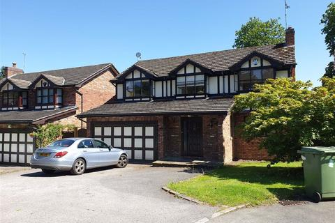 4 bedroom detached house to rent - Westminster Drive, WILMSLOW