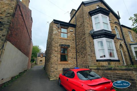 1 bedroom terraced house to rent - 79 Brighton Terrace Road, Crookes, Sheffield, S10 1NT