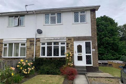 3 bedroom end of terrace house to rent - Side Lane, Longwood, Huddersfield, HD3