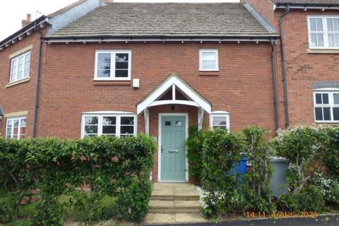 2 bedroom townhouse to rent - Scholars Row, Mawsley, Kettering
