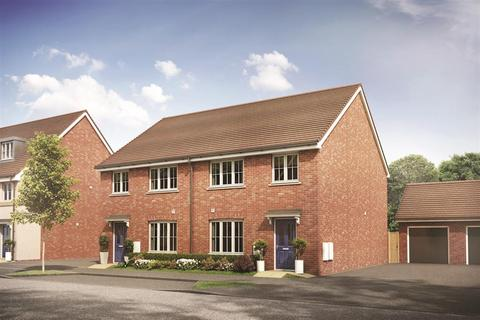 4 bedroom semi-detached house for sale - The Lydford - Plot 573 at The Leys at Willow Lake, Stoke Road MK17