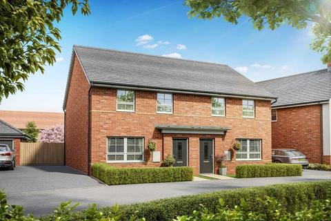 3 bedroom end of terrace house for sale - Plot 64, Maidstone at Lavender Grange, Bedford Road, Lower Stondon, HENLOW SG16