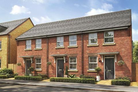 2 bedroom end of terrace house for sale - Plot 230, Wilford - Dmu at Kingfisher Meadow, Holt Road, Horsford, NORWICH NR10