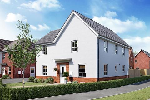 4 bedroom detached house for sale - Plot 47, Adlington at Wayland Fields, Thetford Road, Watton, THETFORD IP25