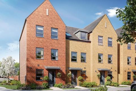 3 bedroom terraced house for sale - Plot 59, Norbury at Barratt Homes at Linmere, Houghton Road, Chalton, HOUGHTON REGIS LU4
