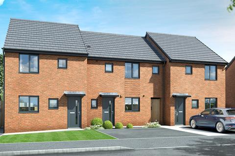 3 bedroom house for sale - Plot 503, The Melbury at Amy Johnson, Hull, Off Hawthorn Avenue, Hull HU3