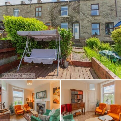 2 bedroom terraced house for sale - North View, Crawshawbooth, Rossendale, BB4