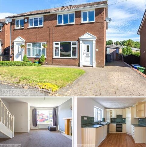3 bedroom semi-detached house for sale - Barngate Drive, Mossley, OL5