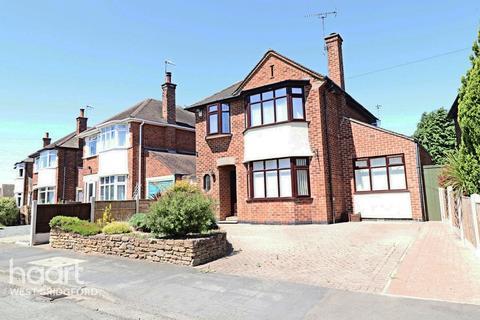 3 bedroom detached house for sale - Canberra Crescent, West Bridgford