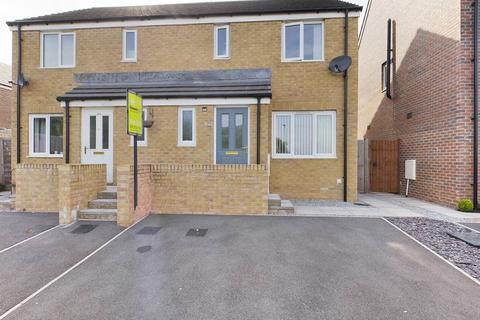 3 bedroom semi-detached house for sale - Eastside Quarter Maelfa, Llanedeyrn, Cardiff. CF23 9PN