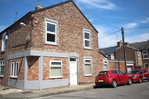 3 bedroom end of terrace house to rent - Upper Newborough Street, York, YO30